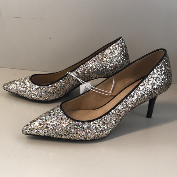 086c842b5b8f New Old Navy glitter heels